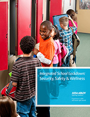 Integrated School Lockdown: Balancing Safety, Security and Wellness