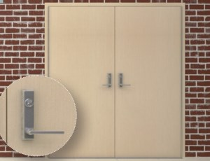 fortified doors for cannabis facilities