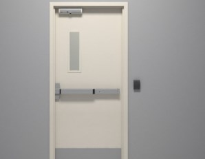 access control for cannabis facility entrances and exits