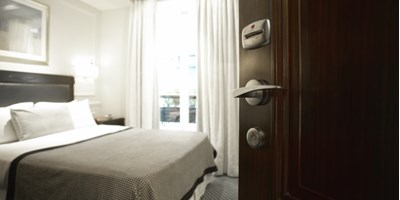 Hospitality Guest Room Locking Systems